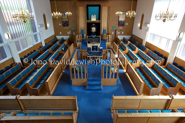 ENGLAND, London. Mill Hill United Synagogue (8.2016)