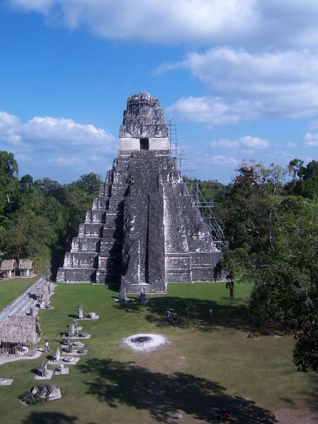 Monday - Tikal, Guatemala