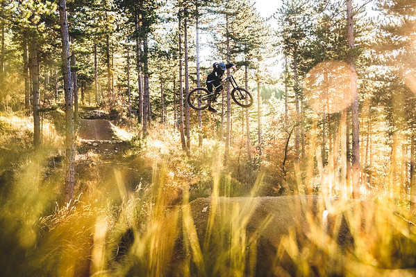 EVO BIKE PARK and Black Hills