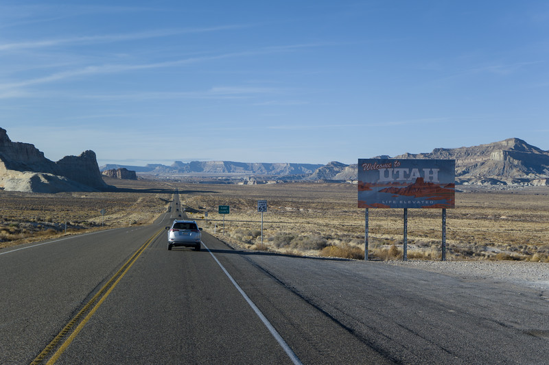 US-89 Arizona/Utah