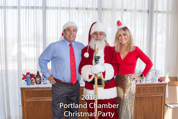 Chamber Christmas Party