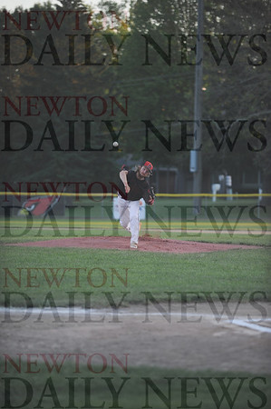 Newton baseball, softball vs. Pella 6-10-2019