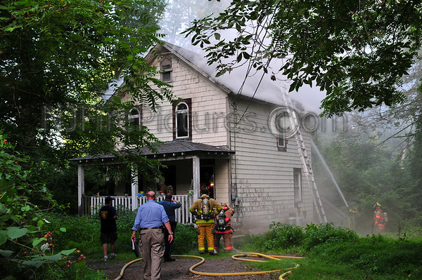 HOPATCONG, NJ DWELLING FIRE 35 BROOKLYN-STANHOPE RD. JULY 24, 2011