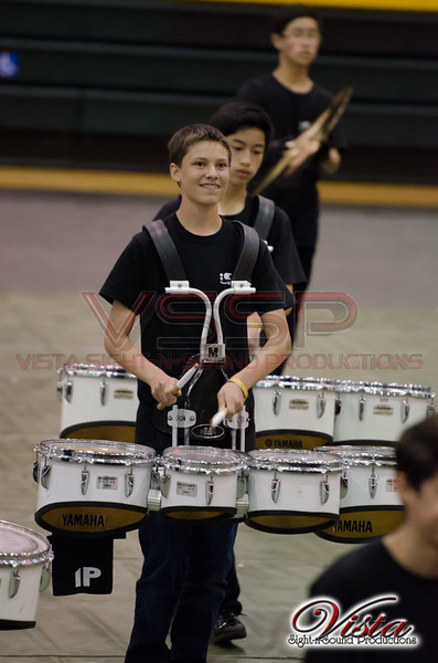 Canyon Hills Drumline 2014