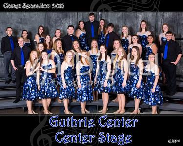 Guthrie Center-Center Stage