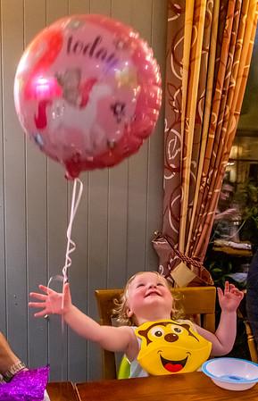 Bettys 2nd Birthday