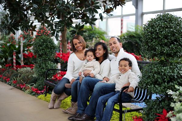 Compton Family Portraits