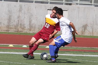 PCC Mens Soccer 9/12 vs Santa Monica