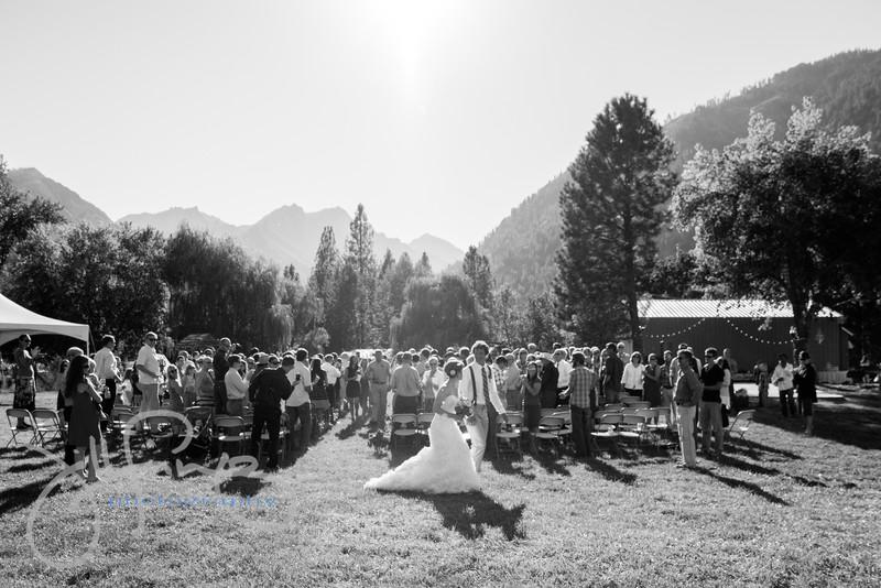 Ingrid + Jim {Married in Leavenworth} September 2014