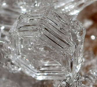 Growing Ice Crystals