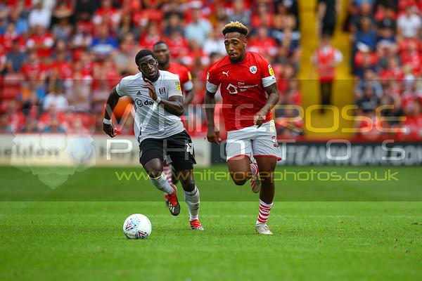 Barnsley v Fulham 03 - 08 - 19