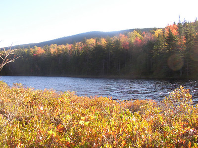 Appalachian Trail backpack: Gorham to Carlo Col: Oct. 2-3