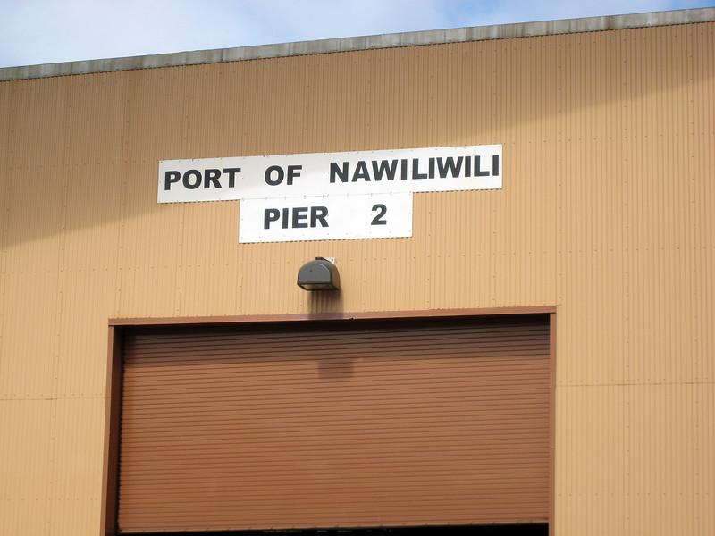 Welcome to Nawiliwili, Kauai