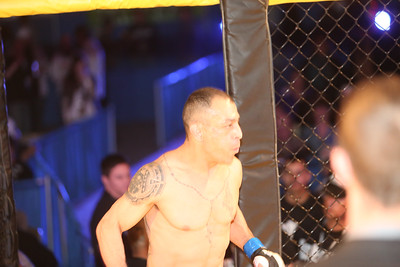 Fight #1 Keegan Blanco vs. Ricardo Rodriguez