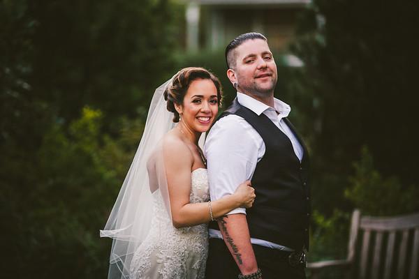 Cheney Mansion Wedding | Alyssa + Mike