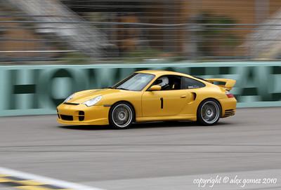 Auto Racing - Homestead Speedway, Florida