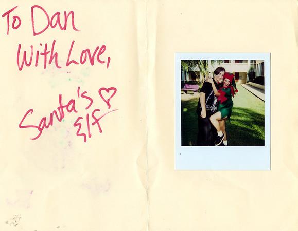1997-12-11 - Adrianne's Christmas Card