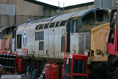 Crewe Diesel Depot 2006