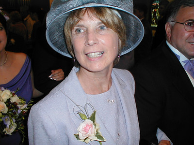 Joanne Pearcey's wedding 2000