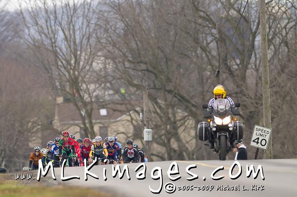 Cat 4 Men <br> Cat 3/4 Women <br> 35+ Cat 2 Women <br> Jr Women 15-18 <br> Strasburg Road Race 3/15/2008