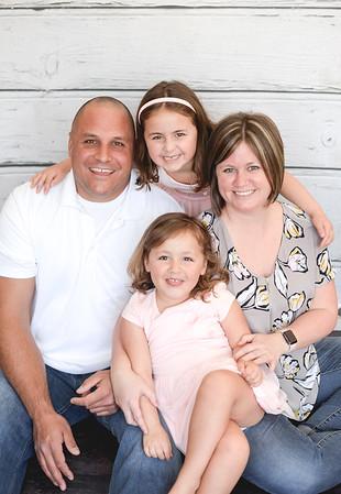 Jones Family Spring 2019