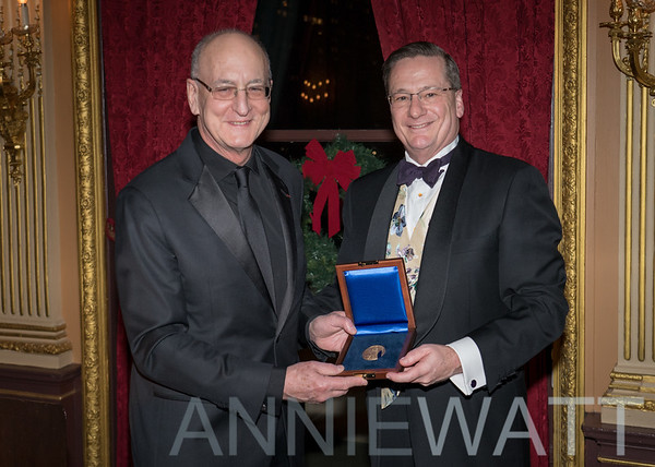 Dec 5, 2019  National Institute of Social Sciences 105th Annual Gold Medal Dinner