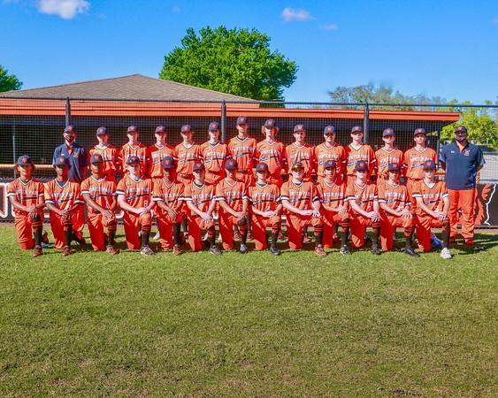 WPHS JV Spring Baseball 2021 Team/Headshots