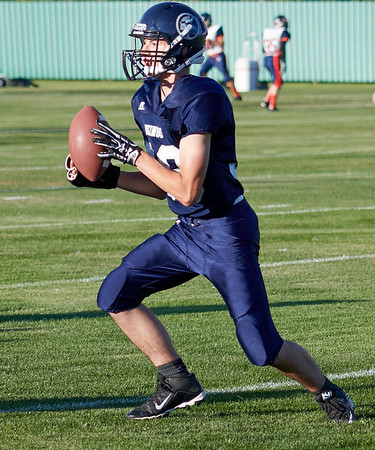 North Battleford Vikings vs Tommy Douglas Tigers Sept 8 2016