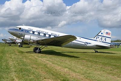 N33611 Douglas DC3