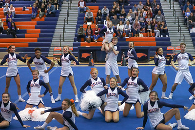 Cheer: Briar Woods @ Districts 10.17.2018 (By Jeff Scudder)