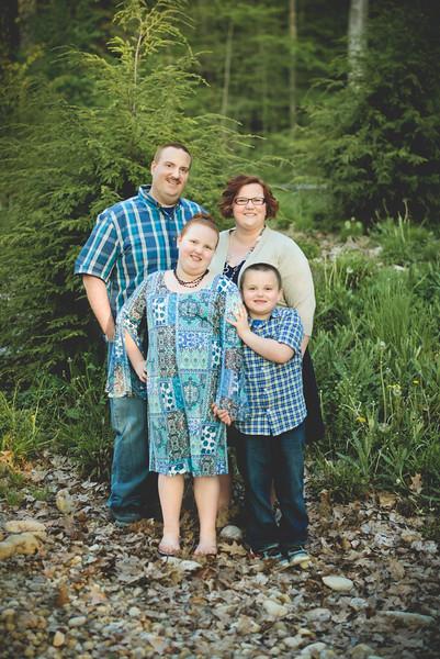 Snider/Gardner/Jackson family