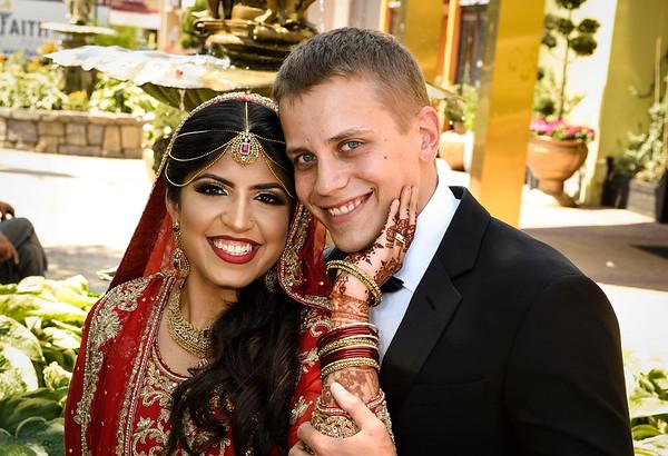 Amna & Pawel Wedding