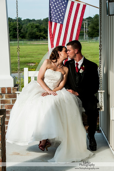 Sarah & Paul - Farmville, NC - Sept 1 2012 d