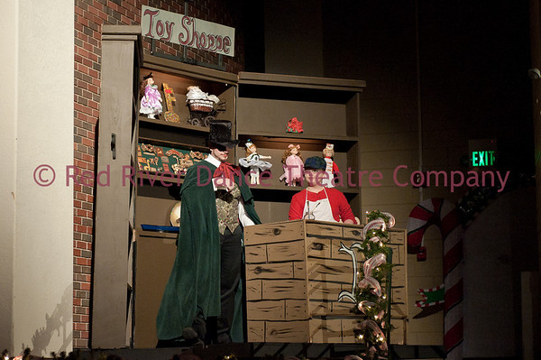 Drosselmeyer and Toy Shoppe