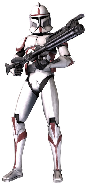 Clone Wars Character Reference