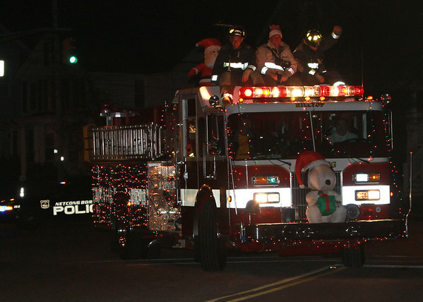 2013 Netcong Christmas Holiday Parade