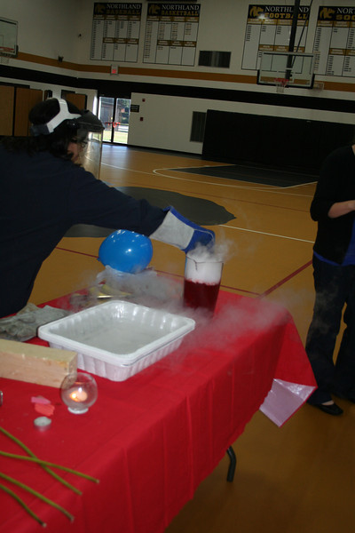 Science Demo 2011