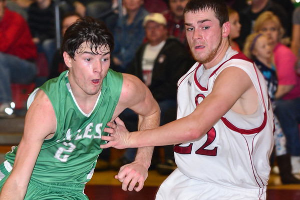 Hokes Bluff v. Southside, January 19, 2013