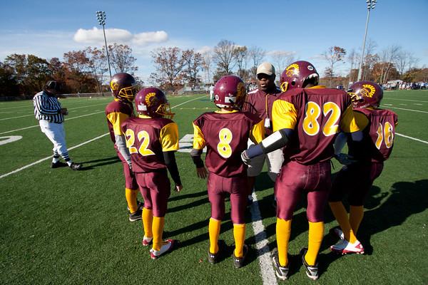 SCPW: 20101106 Fairfield Giants vs Danbury Trojans
