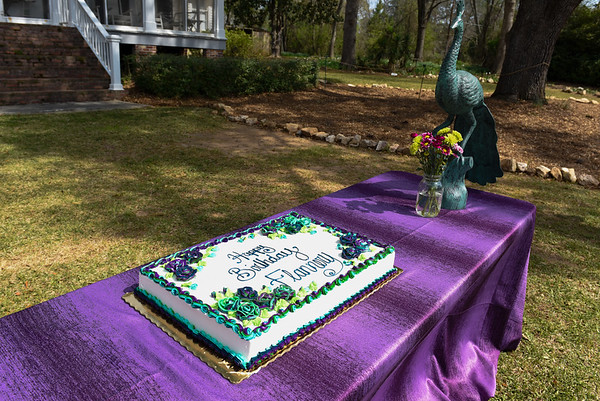 Flannery's Birthday