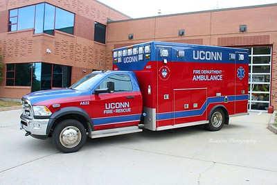 Apparatus Shoot - UConn