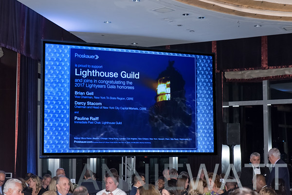 Nov 20, 2017 Lighthouse Guild Celebrates Vision and Health  at Annual LightYears Gala