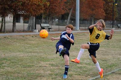 Soccer vs Trinity