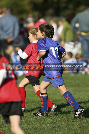 (U-10/11 Girls A) Wantagh vs. PMYSL Cobras