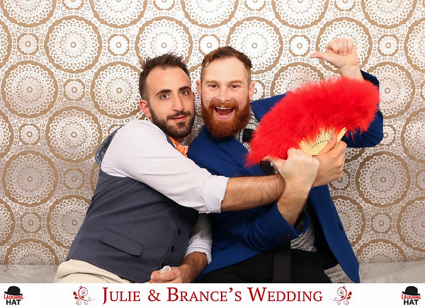 Julie & Brance's Wedding