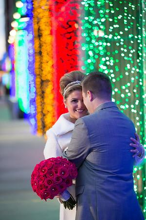 Nicolette + Aaron Detroit Wedding Photography