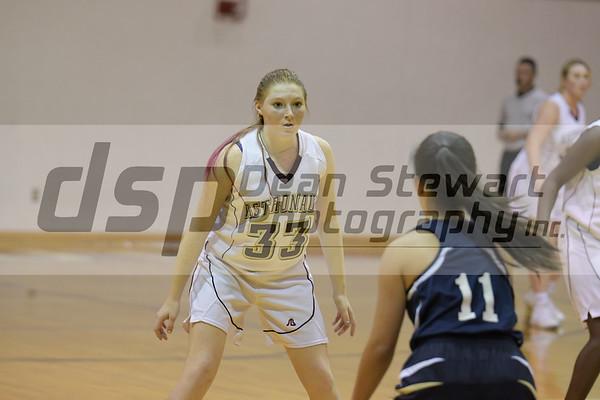Girls JV Basketball 11.30.18