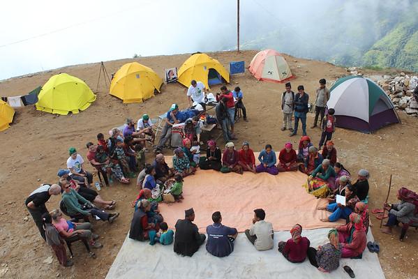 Dhapchung, Sindhupalchok, Nepal Oct 2016