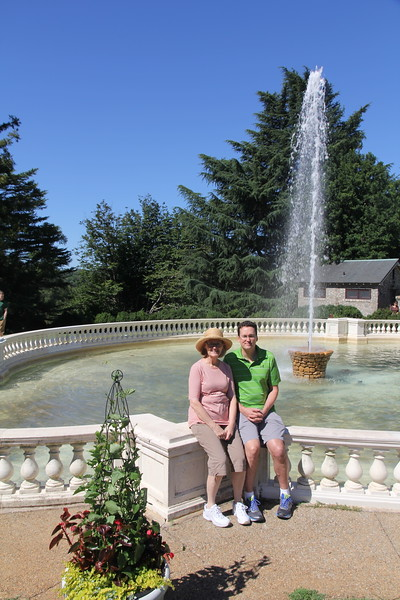 Melanie & Edward III at Maymont Estate
