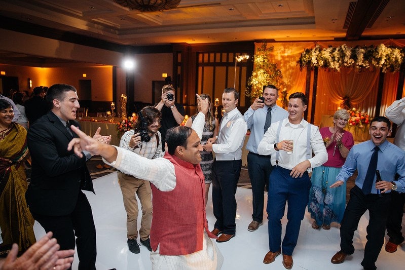 LeCapeWeddings Chicago Photographer - Renu and Ryan - Hilton Oakbrook Hills Indian Wedding -  1225.jpg